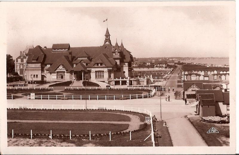 Le casino avant la guerre
