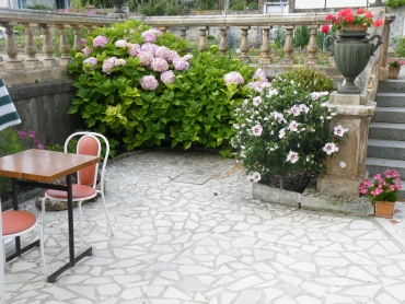 un jardin a ouistreham riva bella