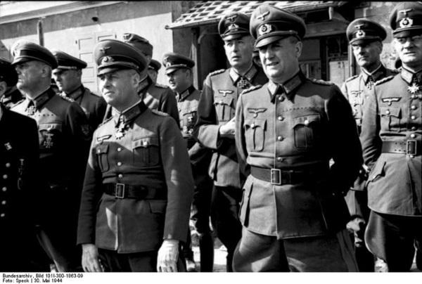 30 mai 1944 Rommel Lion sur mer
